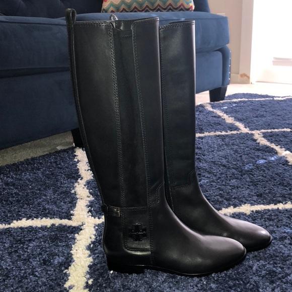 741d56ccfb6 ... Tory Burch Wyatt riding boots. M 5b92844a7c979dc51ad60019